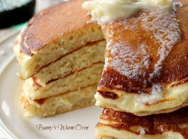 The Best Buttermilk Pancakes Ever! Recipe