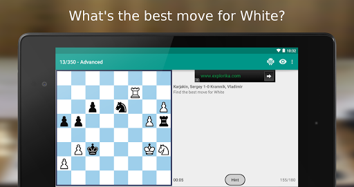 iChess - Chess Tactics/Puzzles 5.2.11 screenshots 6