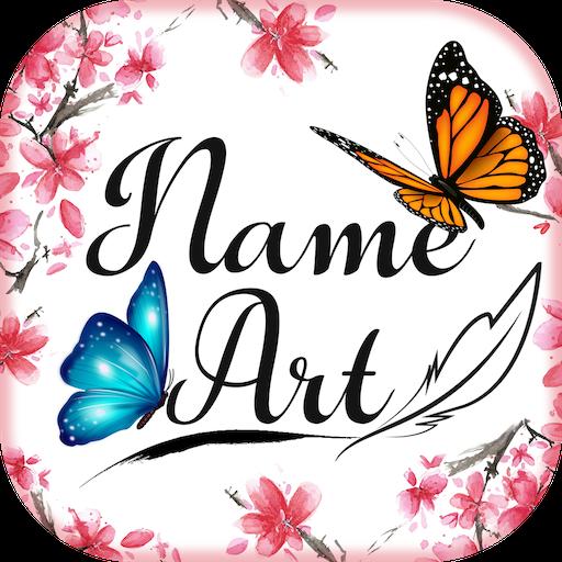 Name Art - Focus n Filter (app)