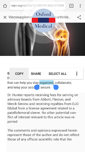 Oxford Medical Dictionary 9.1.283 screenshots 3