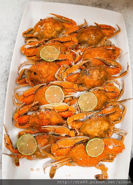 台北東區最超值自助餐吃到飽,神旺伯品廊自助餐晚餐吃到飽,螃蟹海鮮吃到飽,精緻好吃CP值高