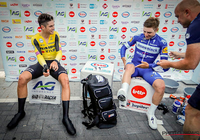 """Ook buitenlandse media lyrisch over duo Van Aert-Evenepoel: """"De Belgische 'kids' nemen het over"""""""