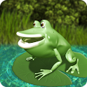 Frog Jump - Jumping together icon