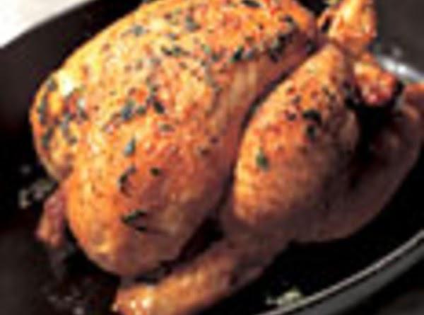 Roasted Chicken Marsala Recipe