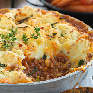 Veggie-Packed Shepherd's Pie