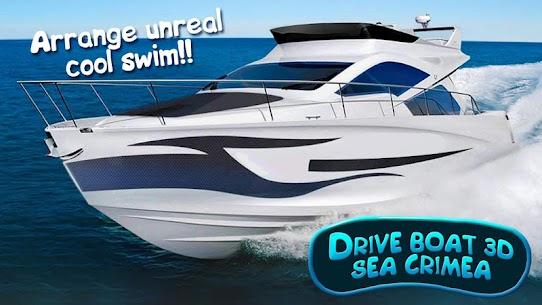Drive Boat 3D Sea Crimea 1.3 Mod APK Latest Version 3