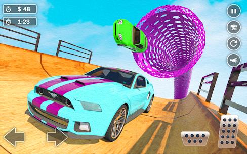 Mega Ramp Car Simulator – Impossible 3D Car Stunts 4