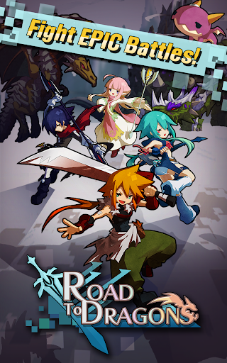 ROAD TO DRAGONS v1.5.1.0 APK (Mod)