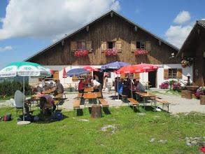 Photo: Ausfahrt zur Wimmeralm