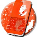 Tango Tangerine Keyboard icon