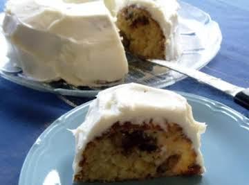 Pineapple Walnut Cake