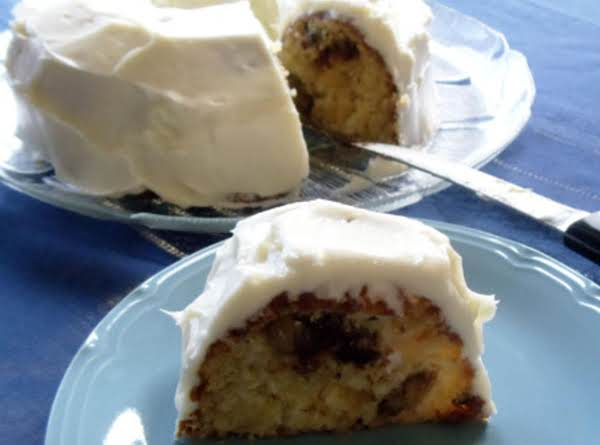 Pineapple Walnut Cake