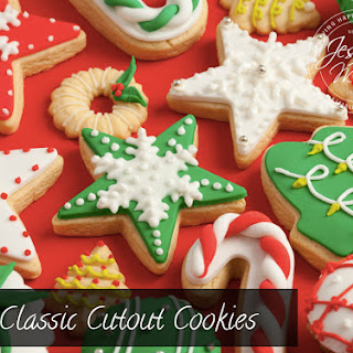 Classic Cutout Cookies.