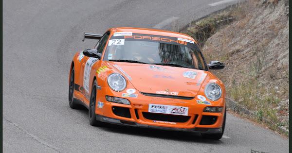 Finale de la coupe de France des Rallyes: