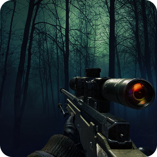 Horror Sniper - Clown Ghost In The Dead