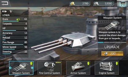 Warship Attack 3D 1.0.2 Apk (Unlimited Money) MOD 3