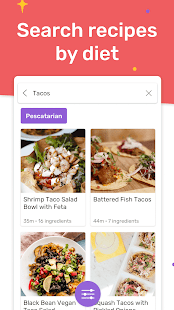 Meal Hero - Meal plan calendar & grocery delivery Capture d'écran