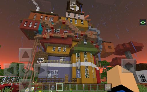 Maps Hello Scary Neighbor For Minecraft 1.2 screenshots 3