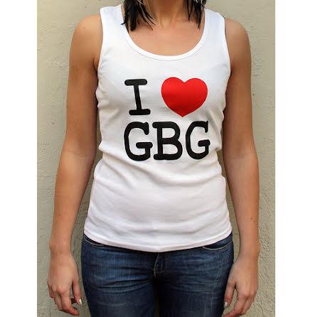 Dam Linne - I Love GBG