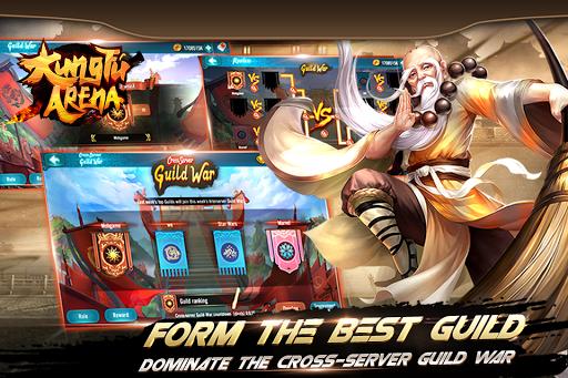 Kungfu Arena - Legends Reborn 1.0.6 gameplay | by HackJr.Pw 2