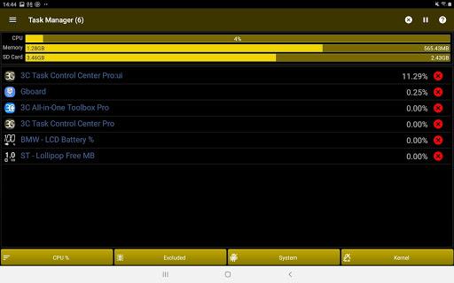 3C Task Manager screenshot 8