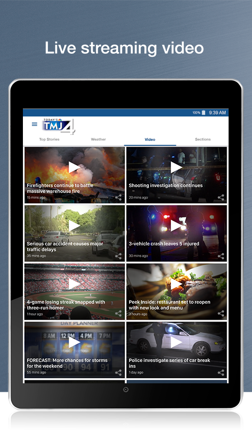TMJ4.com - WTMJ-TV Milwaukee- screenshot