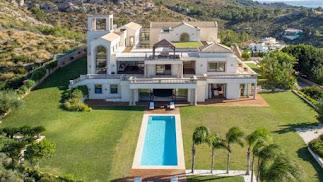 Imagen de una de las diez casas más caras de España (Foto: Idealista)