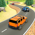 4x4 Mountain Car Driving : Off Road Jeep Games APK