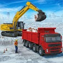 Snow Blower City Construction Simulator icon