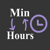 Minutes to Hours Converter / Min to H