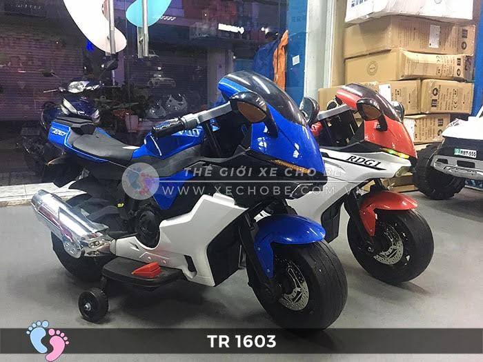 Xe moto điện thể thao Yamaha TR1603 6