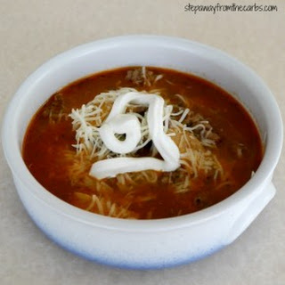 Low Carb Lasagna Soup