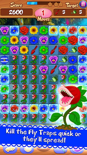 Flower Mania: Match 3 Game apktram screenshots 2