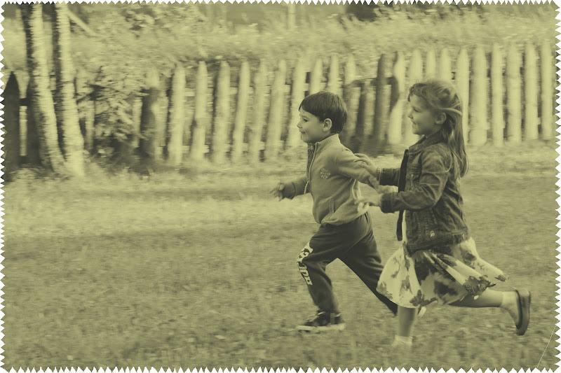 Giochi nei campi di ventoirlandese