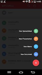 WPS Office + PDF - screenshot thumbnail