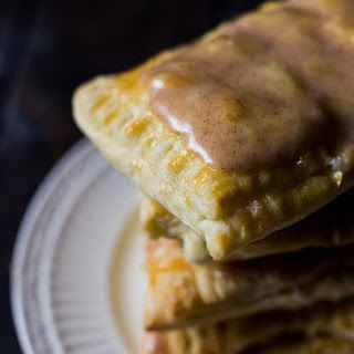 Apple Hand Pies with Maple Glaze