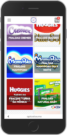 MM Fraldas screenshot 2