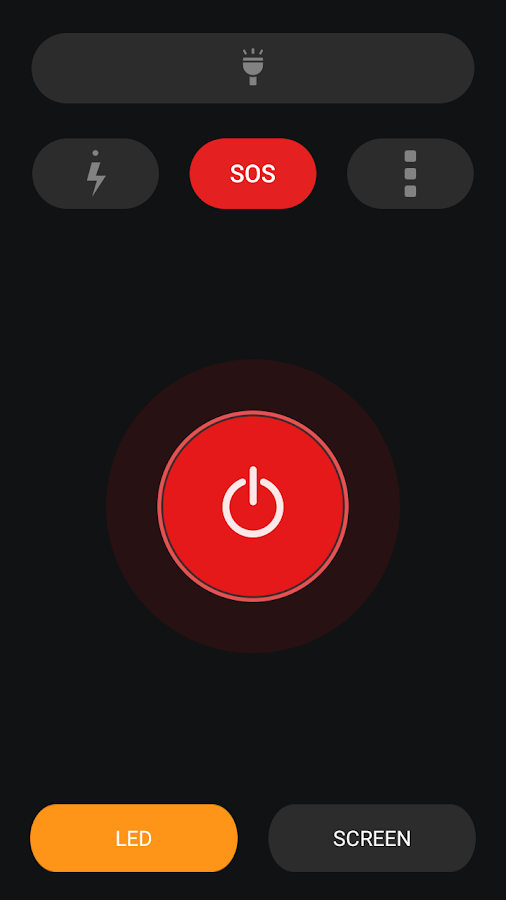 Flashlight - LED Torch Light- screenshot