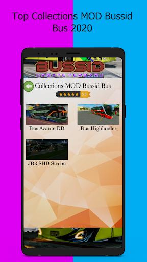 Bussid V3.3 Update Terbaru 1.0 screenshots 4
