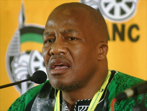 Jackson Mthembu shot during armed robbery