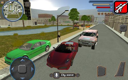 Grand Miami Crime : Gangster mafia Screenshot