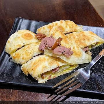嘎吱窩早餐《手作漢堡x咖啡x脆皮蛋餅》