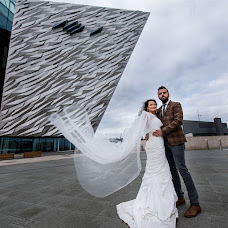 Wedding photographer Cristian Cinta (Mareki). Photo of 22.02.2018