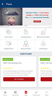 HDFC Life Insurance App - Apps on Google Play