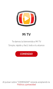 Mi TV - náhled