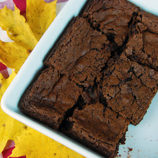 The Best Brownie Mix from Scratch.