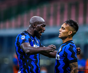Antonio Conte s'enflamme pour le duo Lukaku-Lautaro