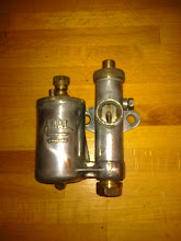 Photo: Assembled a rare Amal carburettor. The eagle-eyed will have spotted it lacks a needle. The search continues.