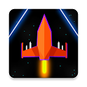 Cube Rocket 3D icon