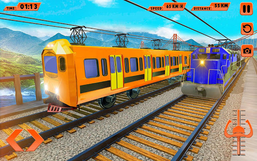 Modern Train Driving Simulator: City Train Games 2.1 de.gamequotes.net 5
